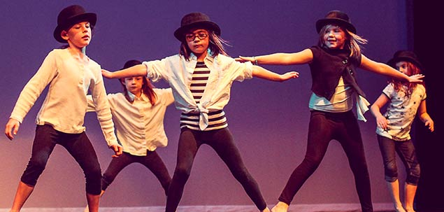 dance classes for kids, toronto, kids dance classes
