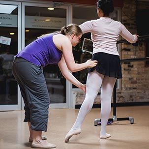 toronto, adult ballet classes, adult dance lessons, adult rad