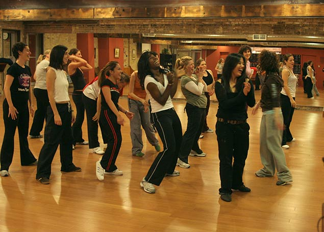 toronto, adult dance lessons, hip hop dance classes