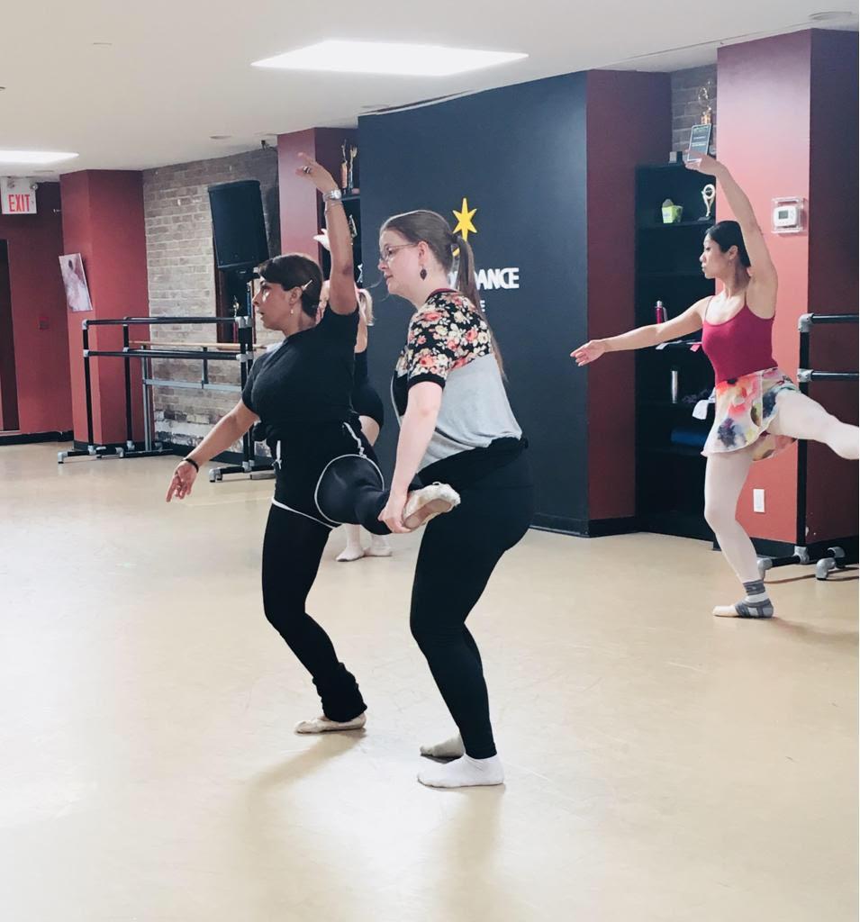 toronto, adult dance lessons, adult ballet classes, adult RAD